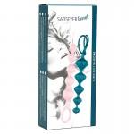 Комплект анални броеници Satisfyer Beads Set Of 2 Colored