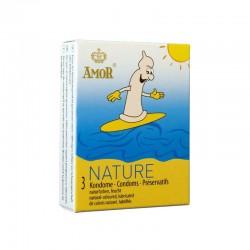Класически презервативи Amor Nature 3 бр