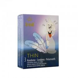 Тънки презервативи Amor Thin 3 бр