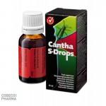 Афродизиак за възбуждане Cantha S-Drops капки 15 мл