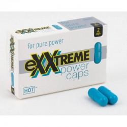 Капсули за възбуждане на мъже eXXtreme power caps 2 бр