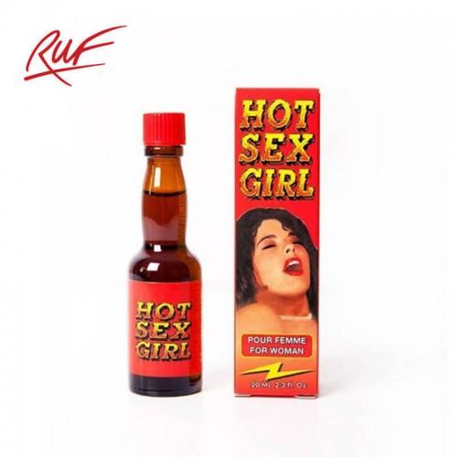 Възбуждащи капки за жени Hot sex girl 20ml