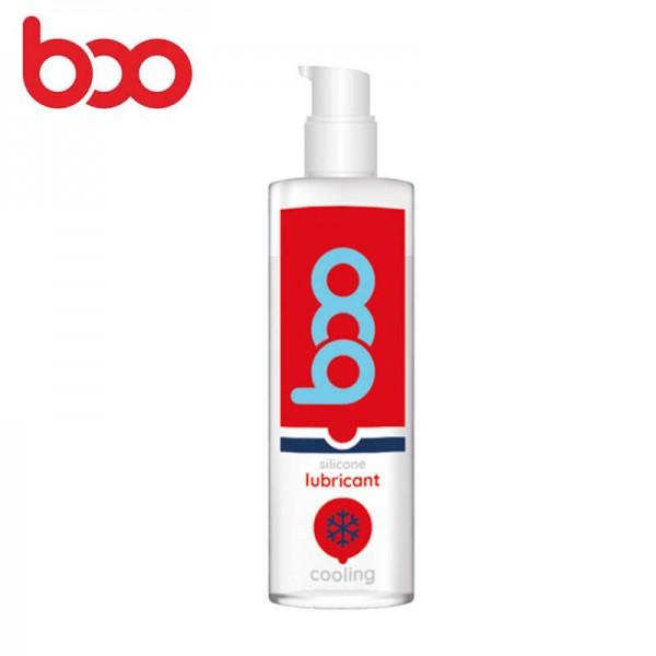 Силиконов лубрикант Boo за анален секс с охлаждащ ефект 50 мл
