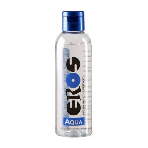 100 мл Лубрикант на водна основа Eros Aqua