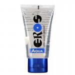 50 мл Лубрикант на водна основа Eros Aqua