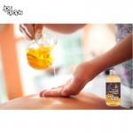 Масло за еротичен масаж аромат Кайсия 250 мл