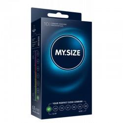 10 бр Презервативи MySize 47