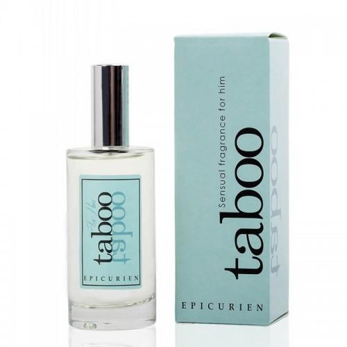 Тоалетна вода с възбуждащ аромат за мъже TABOO EPICURIENFOR