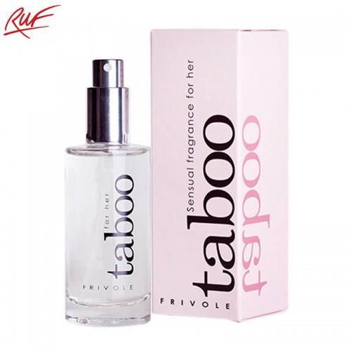 Тоалетна вода за жени с възбуждащ аромат Taboo Frivole 50ml
