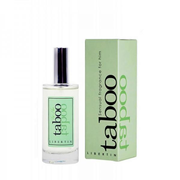 Тоалетна вода за мъже Taboo Libertine с чувствен аромат 50 ml