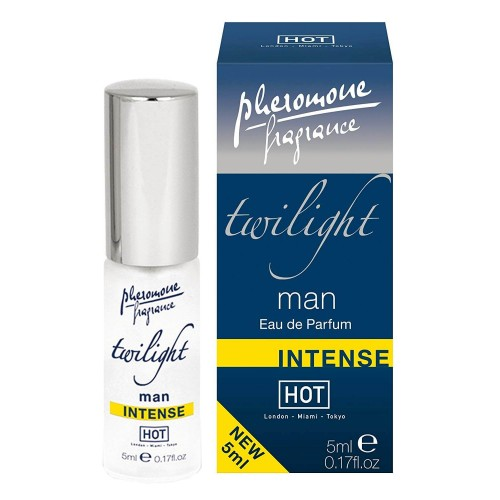 "Мъжки феромонен парюм HOT Man Pheromon Parfum ""Twilight intense""  5ml"