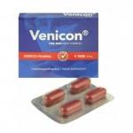 Хапчета за потентност Venicon for men нова формула 4 таблетки
