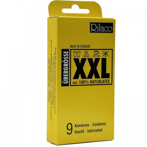XXL презервативи Rilaco 9 броя