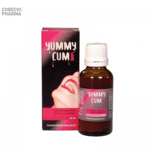 Капки за подобряване на вкуса на спермата 30ml