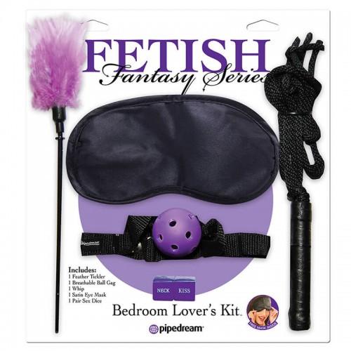 Fetish комплект Bedroom Lovers Kit