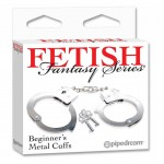 Метални белезници Beginner's Metal Cuffs