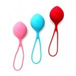 Комплект от 3 бр. Вагинални топчета Single Balls by Satisfyer