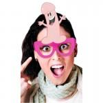 8 бр Очила за моминско парти с Пишка