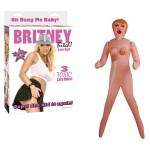 Надуваема секс кукла Britney Bitch