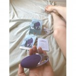 Стилен клиторен вибратор Purple Pleasure by Satisfyer