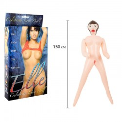 Надуваема секс кукла палавата тъща